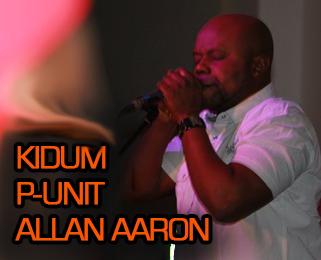 Kidum Event – The Scrumdown
