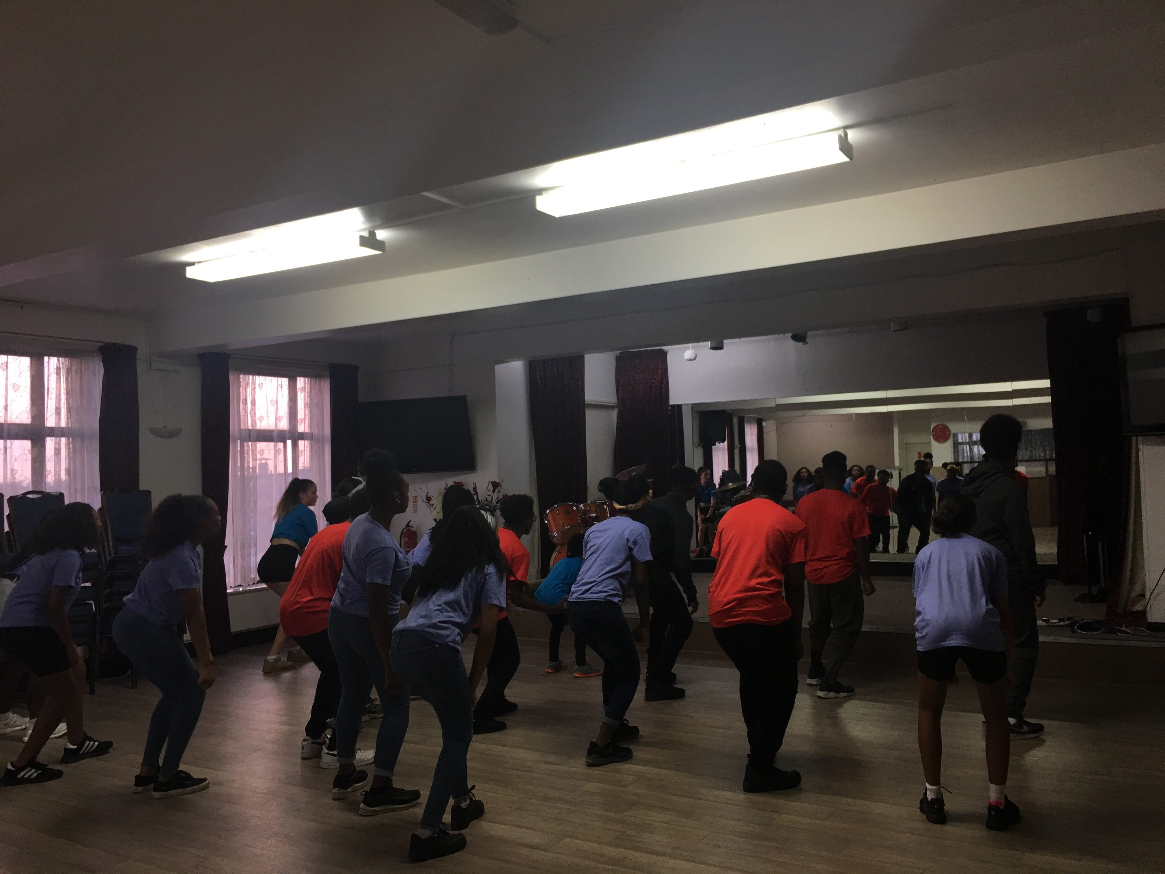 Attik Youth & Community Centre